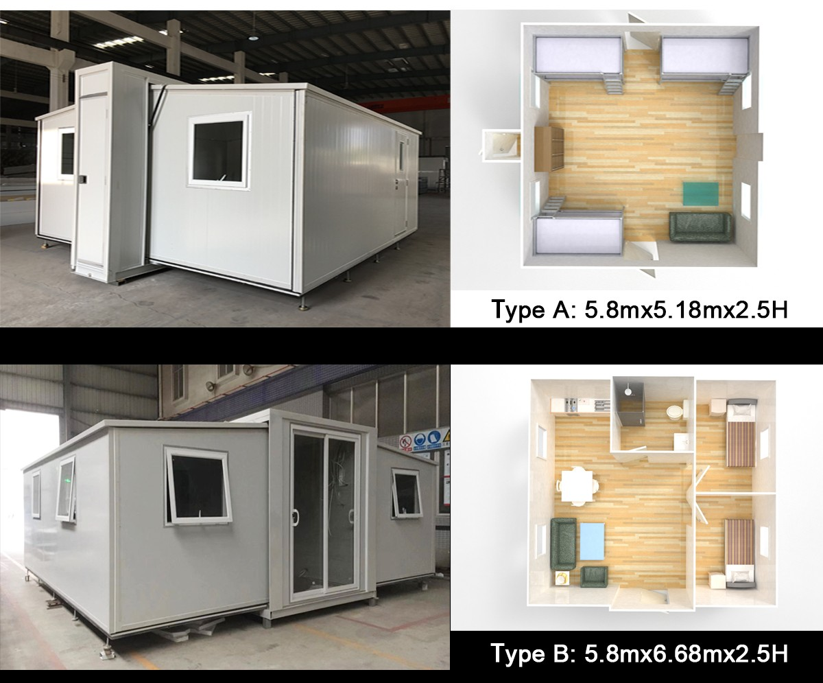 WELLCAMP, WELLCAMP prefab house, WELLCAMP container house-Custom Container Shelter Manufacturer, Exp