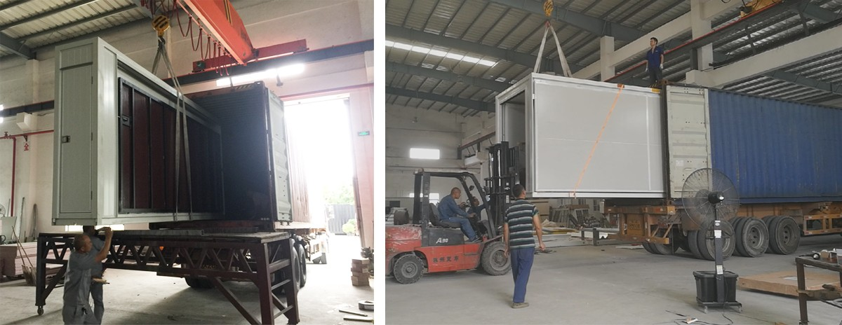 WELLCAMP, WELLCAMP prefab house, WELLCAMP container house-Custom Container Shelter Manufacturer, Exp-3