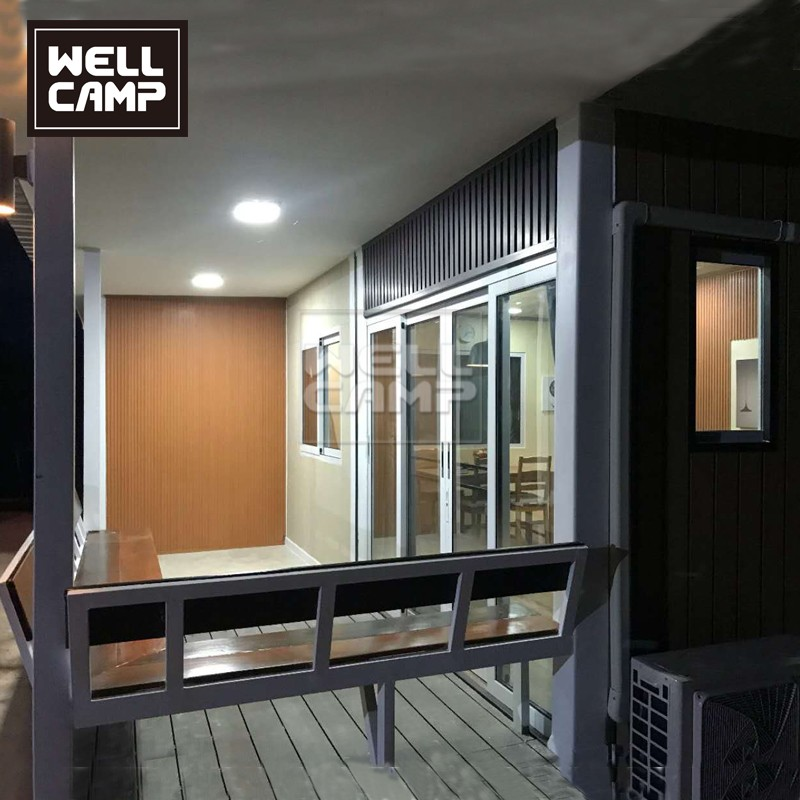 WELLCAMP, WELLCAMP prefab house, WELLCAMP container house-Oem Odm Buy Container Home Price List | W-1