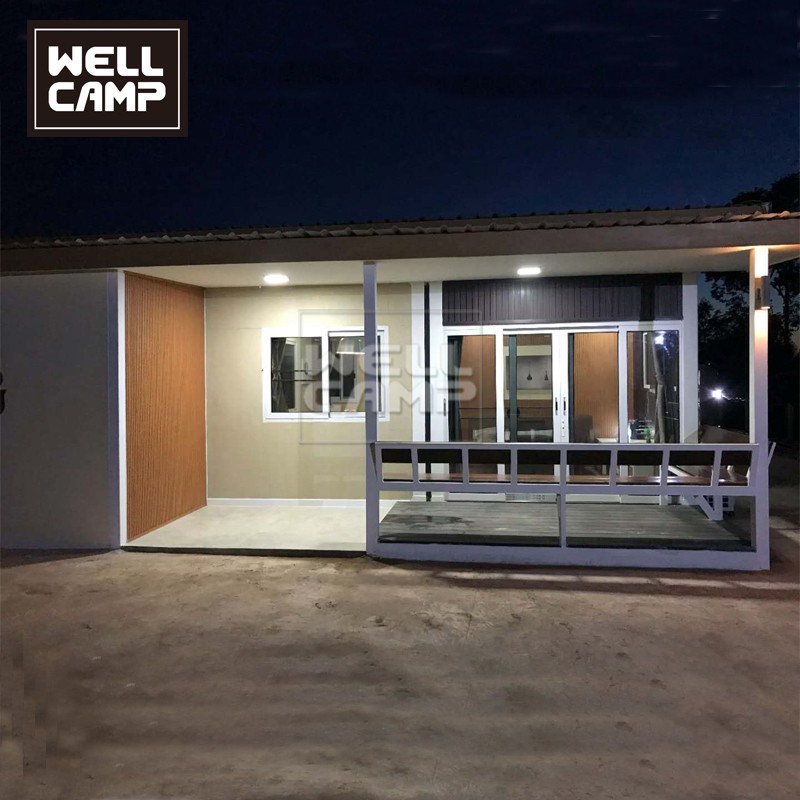 WELLCAMP, WELLCAMP prefab house, WELLCAMP container house-Oem Odm Buy Container Home Price List | W-2
