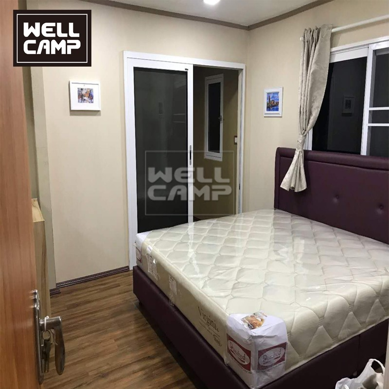 WELLCAMP, WELLCAMP prefab house, WELLCAMP container house-Oem Odm Buy Container Home Price List | W-6