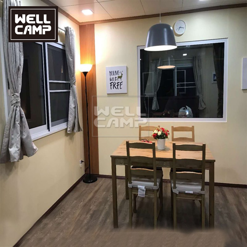 WELLCAMP, WELLCAMP prefab house, WELLCAMP container house-Oem Odm Buy Container Home Price List | W-7
