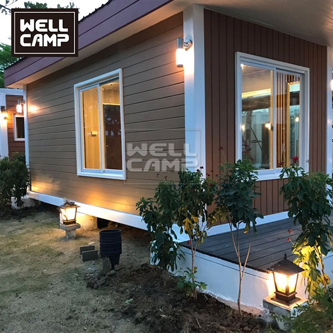 WELLCAMP, WELLCAMP prefab house, WELLCAMP container house-Modern Container Homes Manufacturer, China