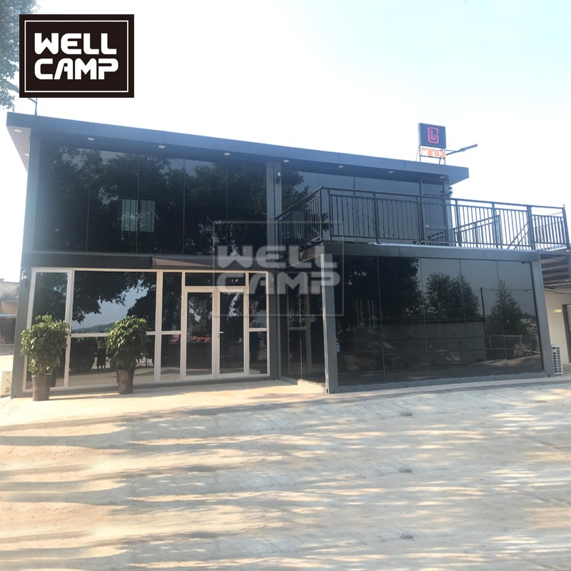 WELLCAMP, WELLCAMP prefab house, WELLCAMP container house-Oem Buy Container Home Manufacturer, Modul