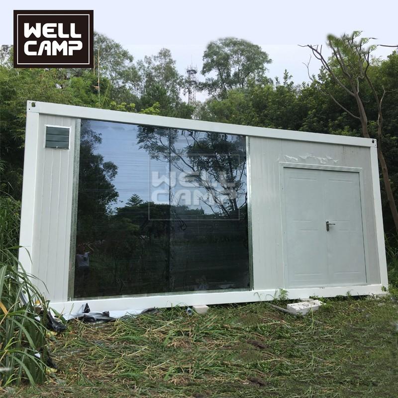 WELLCAMP, WELLCAMP prefab house, WELLCAMP container house-Container House Supplier, Flat Stacks Cont