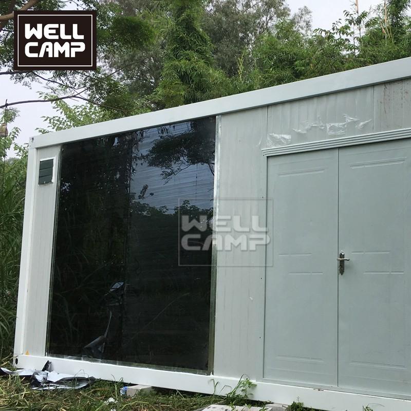WELLCAMP, WELLCAMP prefab house, WELLCAMP container house-Container House Supplier, Flat Stacks Cont-1