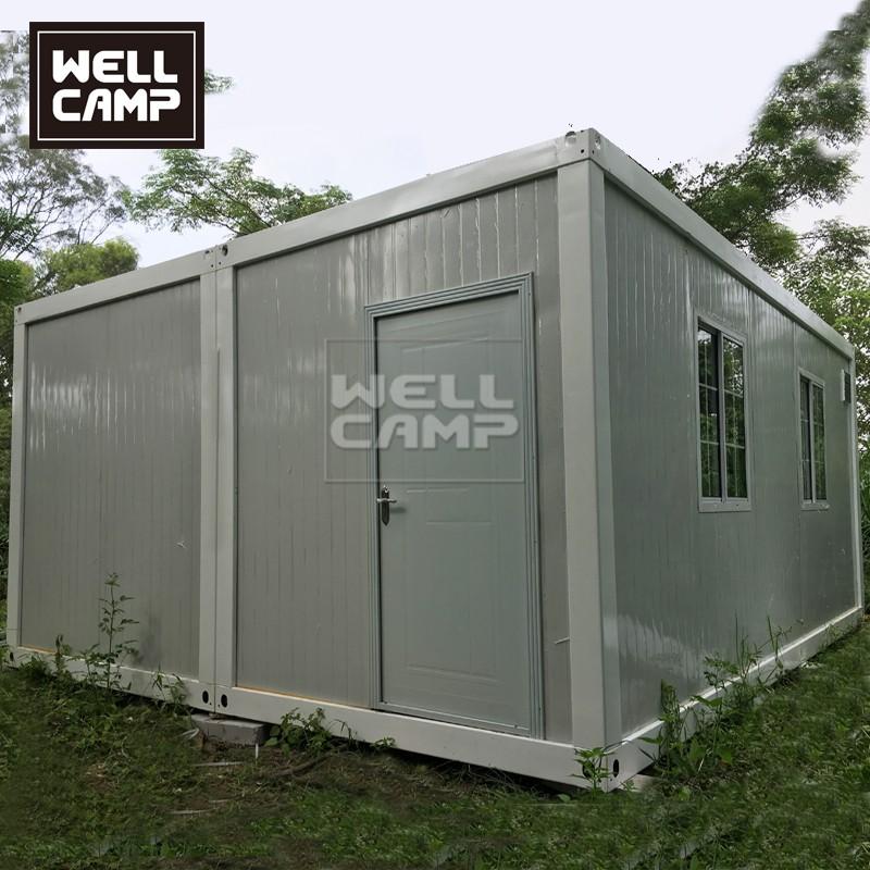 WELLCAMP, WELLCAMP prefab house, WELLCAMP container house-Container House Supplier, Flat Stacks Cont-2