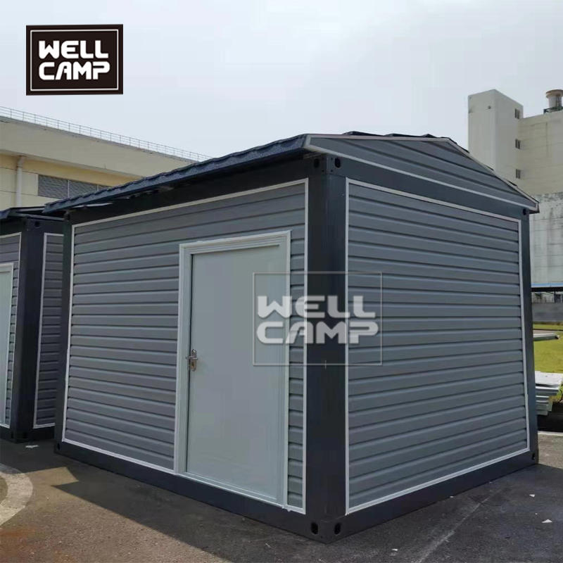 Modern Prefabricated House Container For Equipment Room