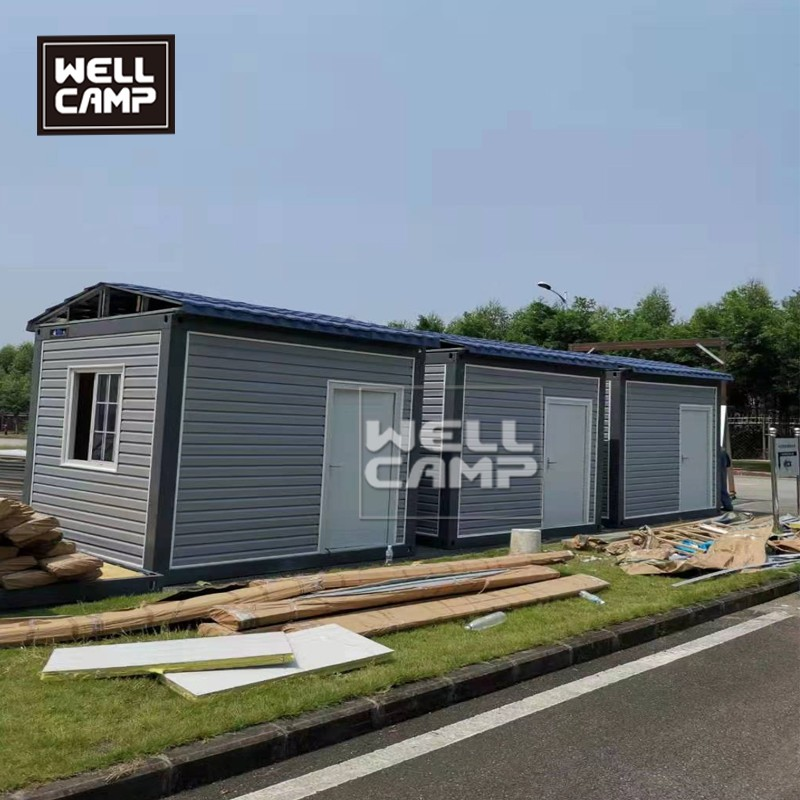 WELLCAMP, WELLCAMP prefab house, WELLCAMP container house-Shipping Container House Floor Plans Manuf