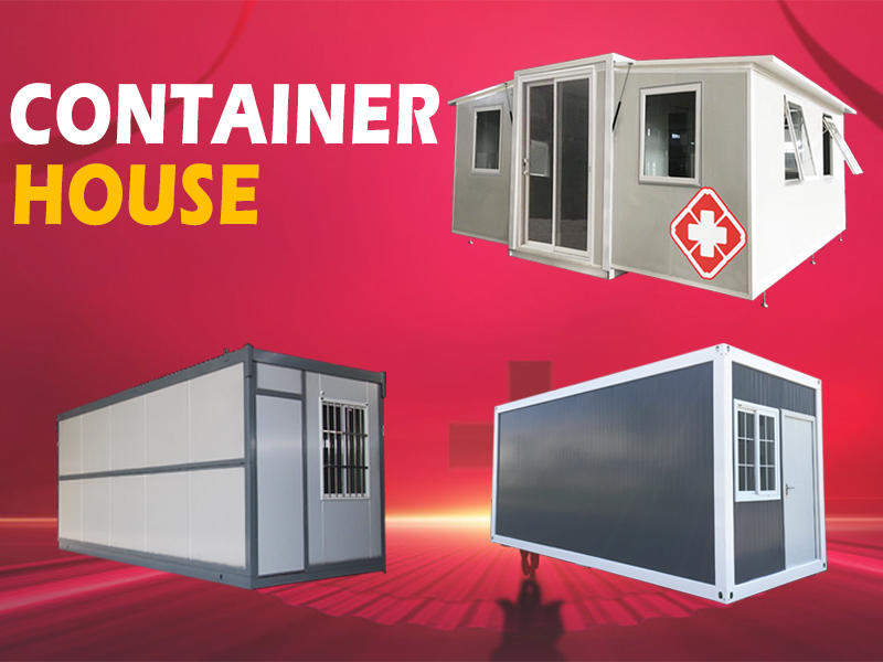 Wellcamp Container Houses for Hospital Isolation Room labor camp and Office