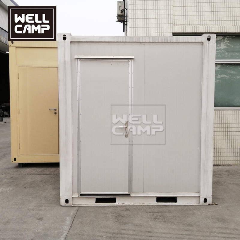 2020 Outdoor Portable Public Toilet Mobile Camping Toilet with Shower Room