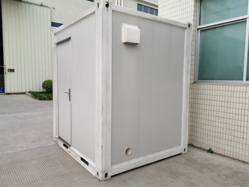 2020 New Outside Portable & Movable Public Container Toilet Container Bathroom