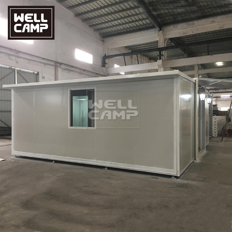 2020 New Prefab Storage Container Homes for Sale Two Bedroom