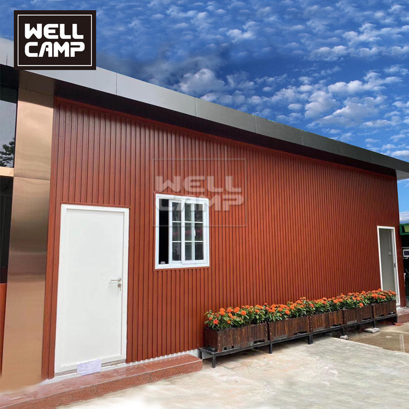 Government Project Prefab Custom Container Office/Container Home Plans