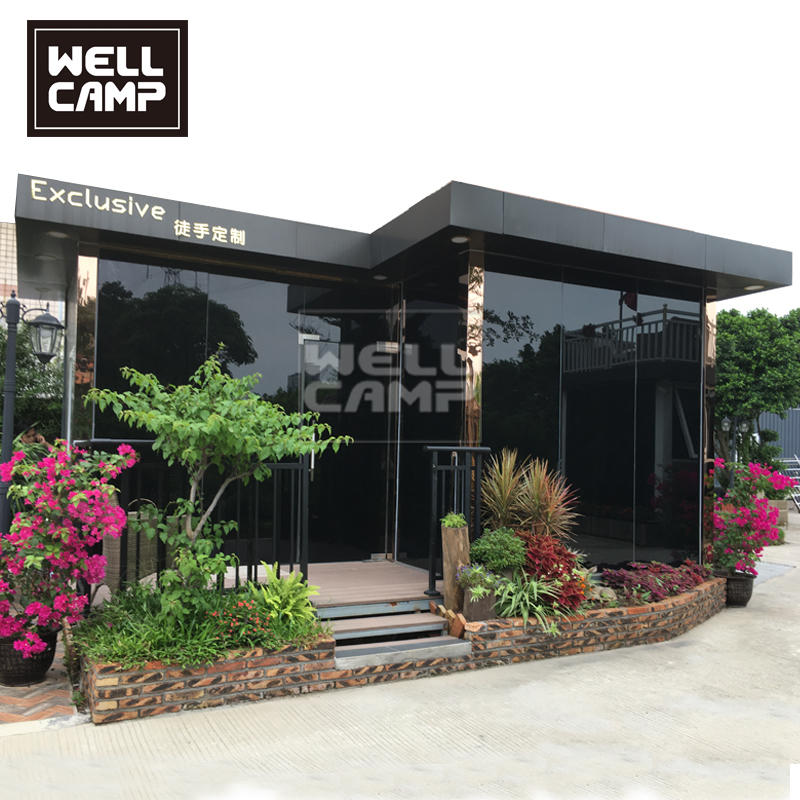 Luxury Modern Prefab Container House Home for Sales
