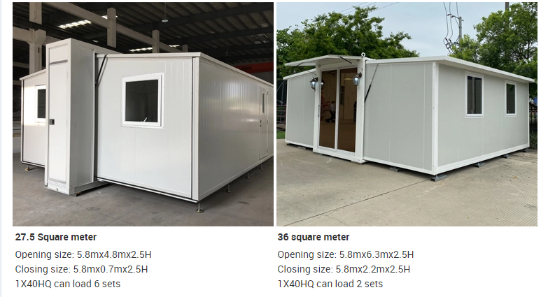 product-WELLCAMP, WELLCAMP prefab house, WELLCAMP container house-Luxury Prefab Container Homes with-1