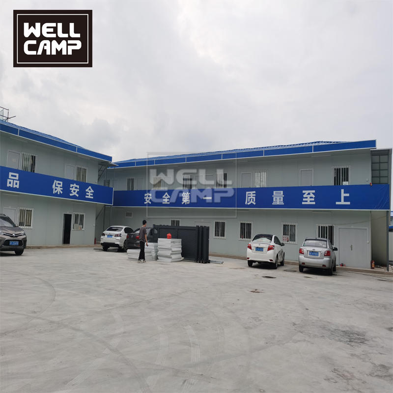 China Government Project Modern Prefab Modular Homes/Office for Sales