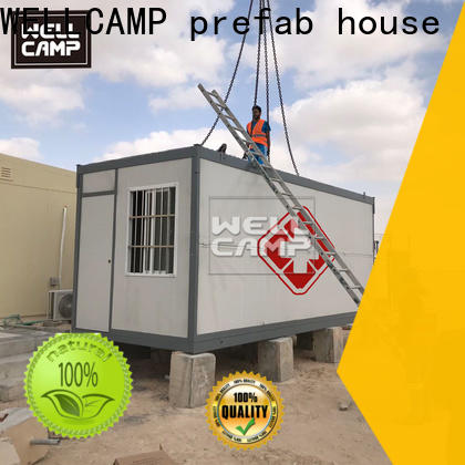 WELLCAMP, WELLCAMP prefab house, WELLCAMP container house pbs folding container house manufacturer for outdoor builder