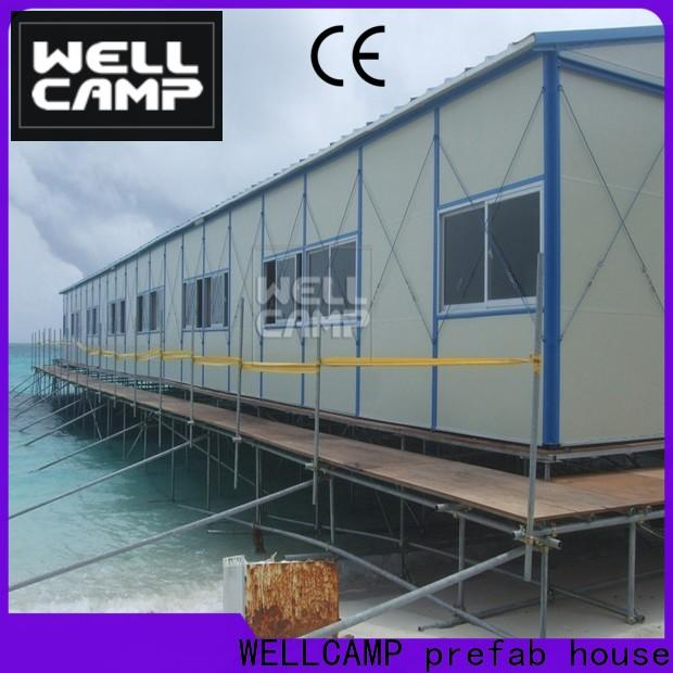 WELLCAMP, WELLCAMP prefab house, WELLCAMP container house labor camp wholesale for labour camp