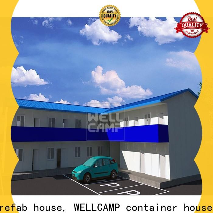 temporary prefab shipping container homes building for dormitory