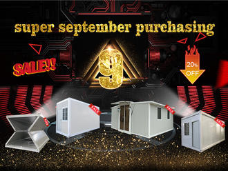 Big Promotion in September 10% Off for Products