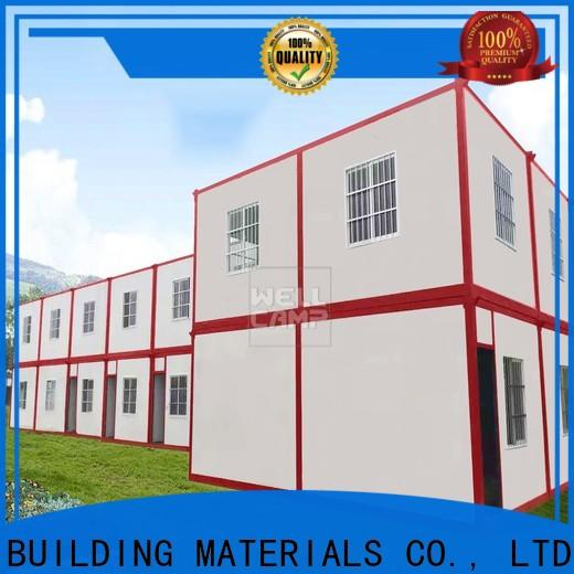 modern container house builders supplier for living