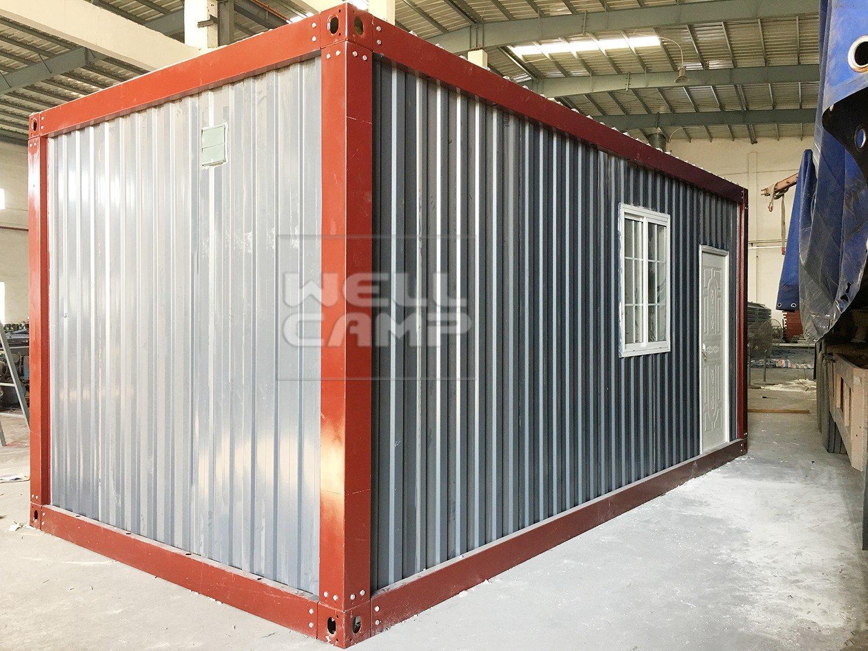 WELLCAMP, WELLCAMP prefab house, WELLCAMP container house modern container house for sale supplier for renting-2