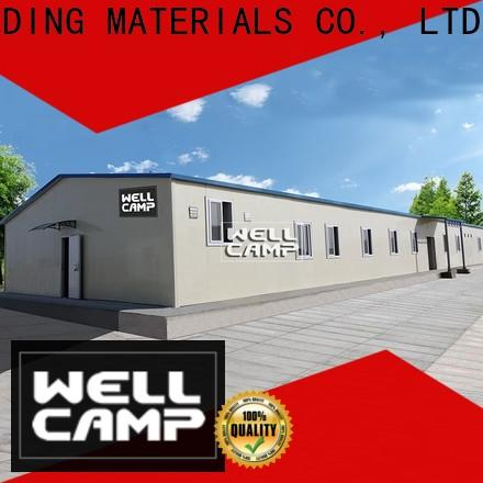 WELLCAMP, WELLCAMP prefab house, WELLCAMP container house prefab houses for sale building for office