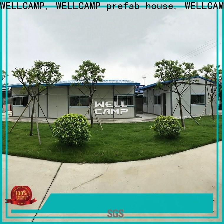 WELLCAMP, WELLCAMP prefab house, WELLCAMP container house prefab houses china online for office