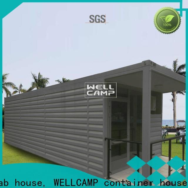 WELLCAMP, WELLCAMP prefab house, WELLCAMP container house best shipping container homes wholesale for living
