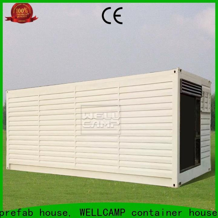 WELLCAMP, WELLCAMP prefab house, WELLCAMP container house best shipping container homes resort for hotel