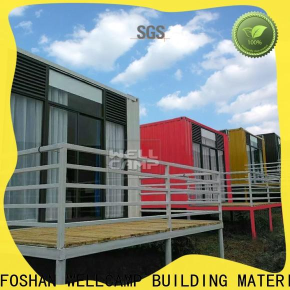 portable modern shipping container homes resort for sale