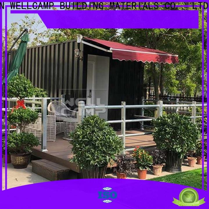 eco friendly modern shipping container homes resort for villa