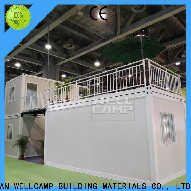 newest small container homes manufacturer online