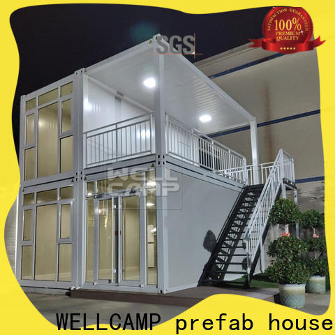 two floor modern container homes in garden for sale