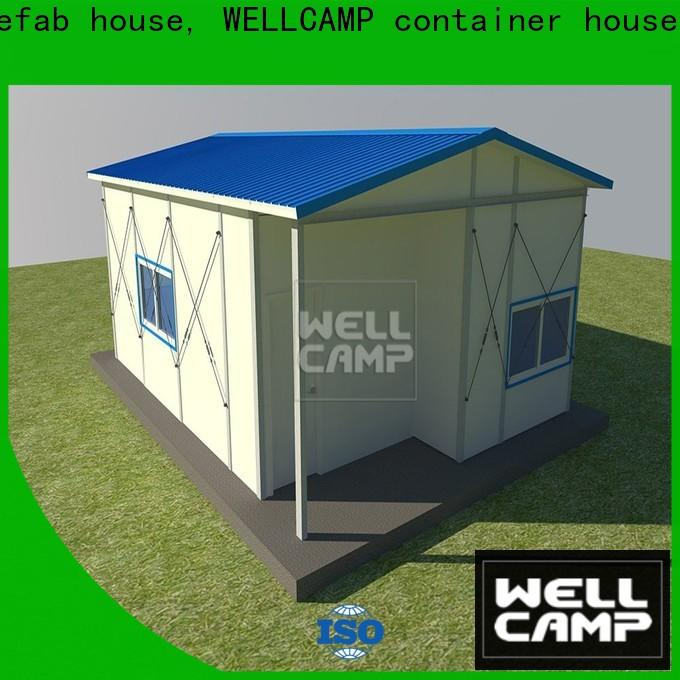 WELLCAMP, WELLCAMP prefab house, WELLCAMP container house prefab houses china apartment for labour camp