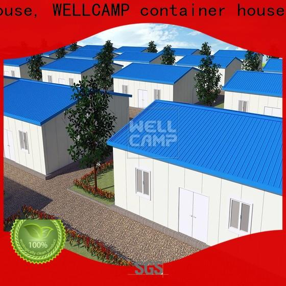 simple prefab houses for sale refugee house for dormitory