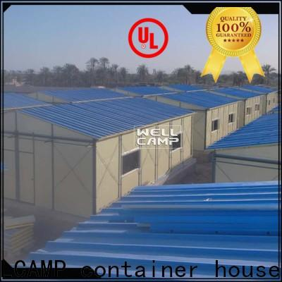 WELLCAMP, WELLCAMP prefab house, WELLCAMP container house labor labor camp home for labour camp