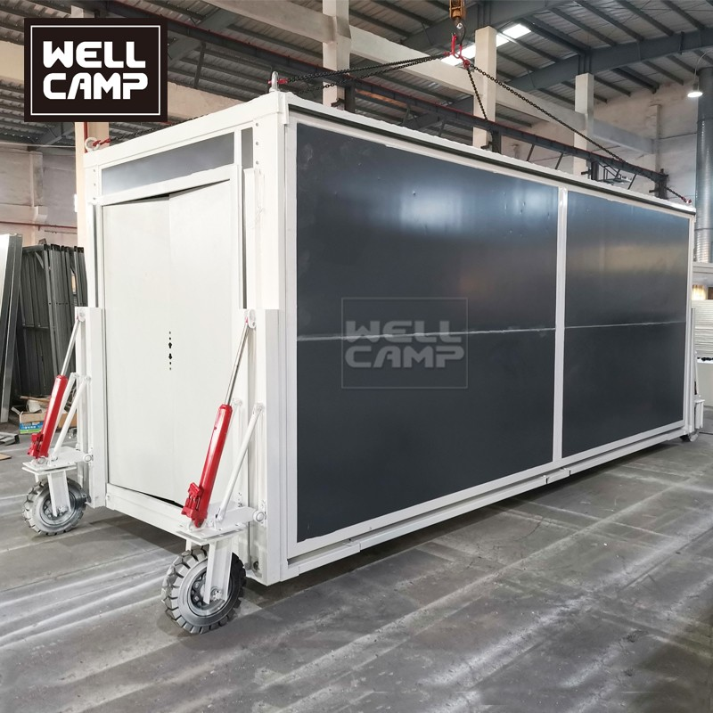 product-WELLCAMP, WELLCAMP prefab house, WELLCAMP container house-Australia Project Mobile and Porta