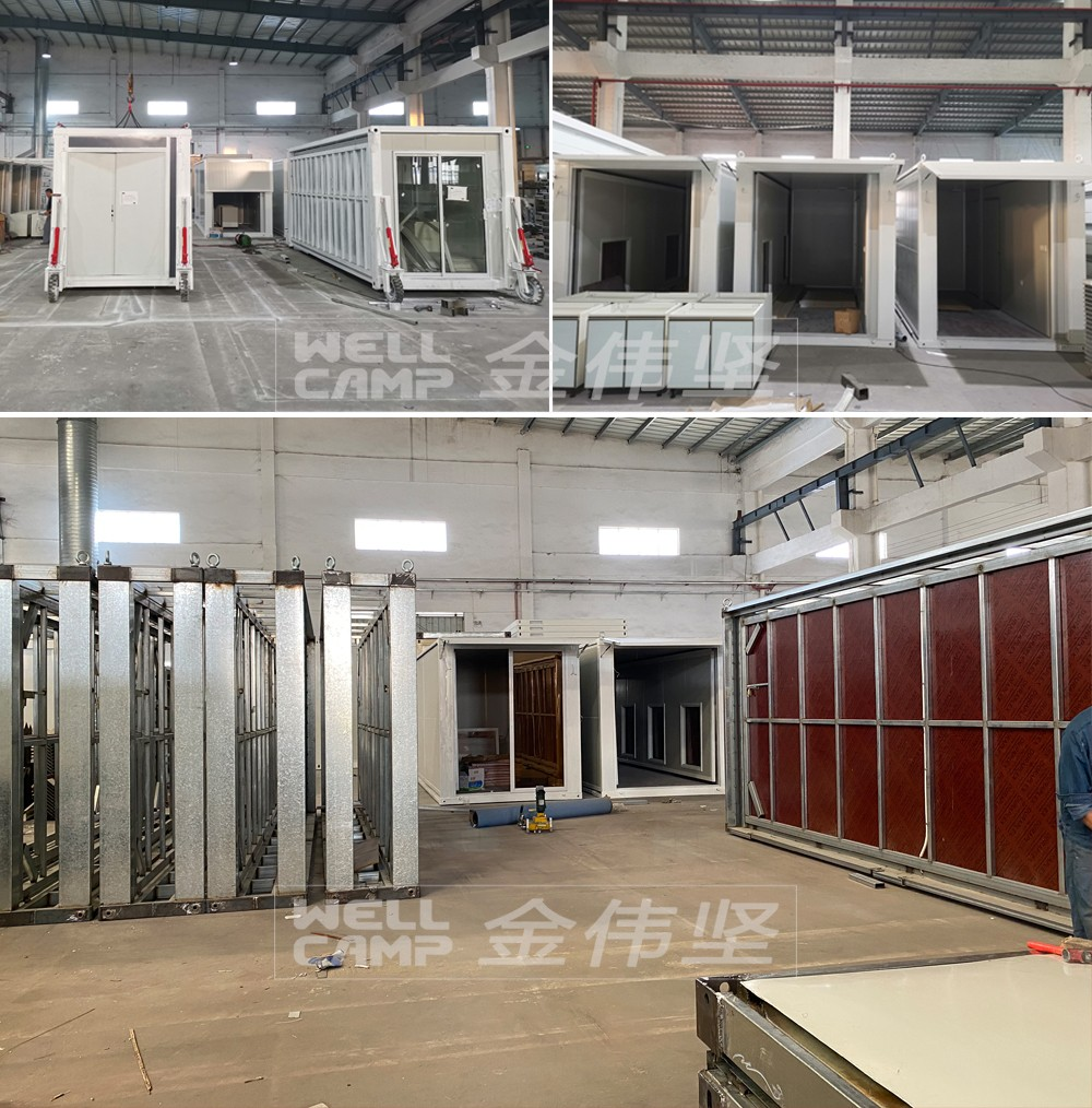 product-WELLCAMP, WELLCAMP prefab house, WELLCAMP container house-Australia Project Mobile and Porta-1