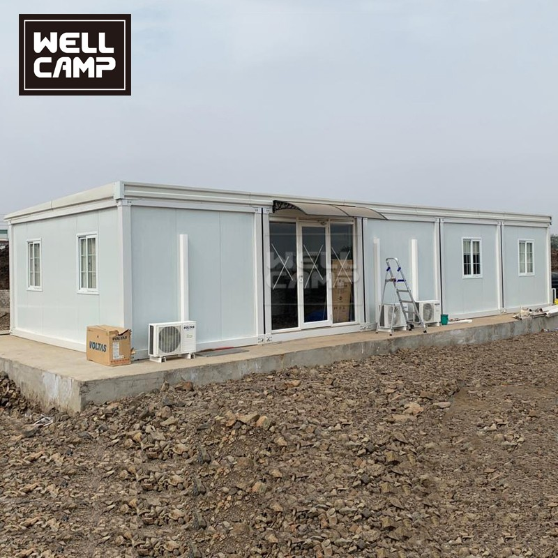 product-WELLCAMP, WELLCAMP prefab house, WELLCAMP container house-Portable Mobile Tiny Casa Modulate