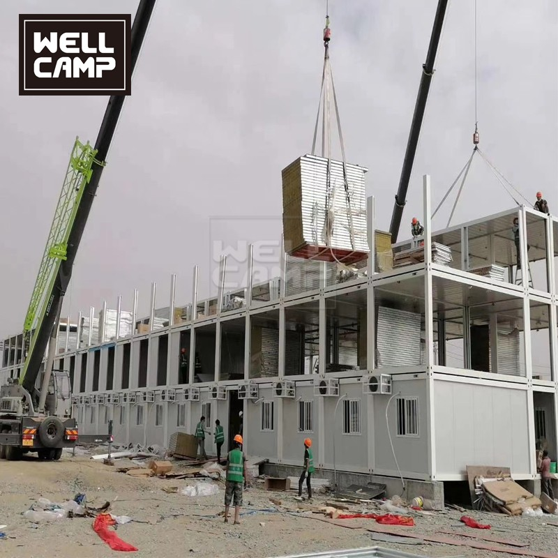 product-WELLCAMP, WELLCAMP prefab house, WELLCAMP container house-img-1