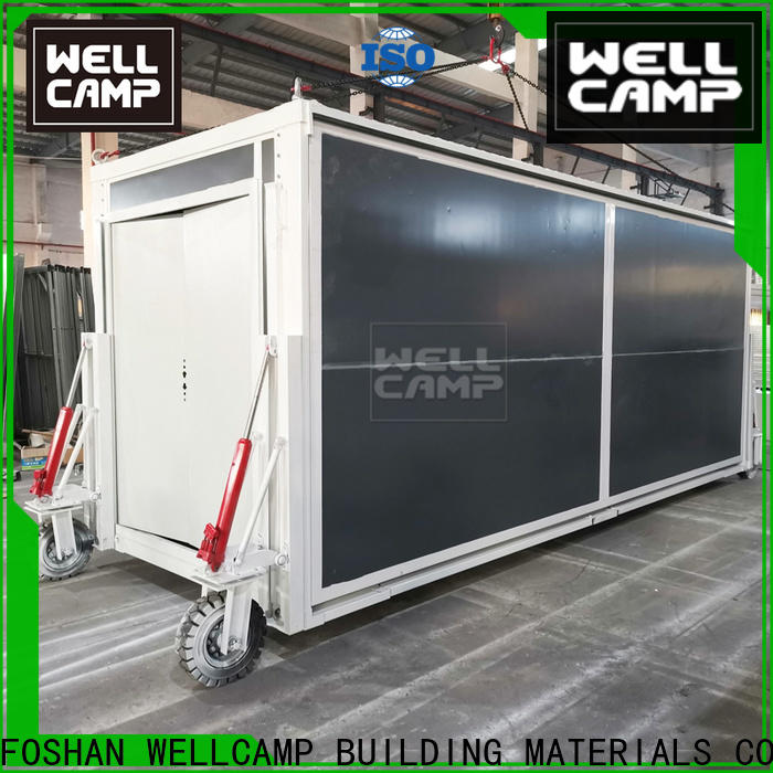 big size container shelter online for living