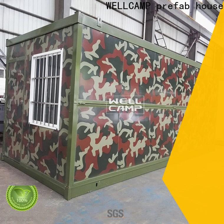 WELLCAMP, WELLCAMP prefab house, WELLCAMP container house cost to build shipping container home online wholesale