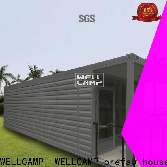 eco friendly modern shipping container homes maker for shop or store