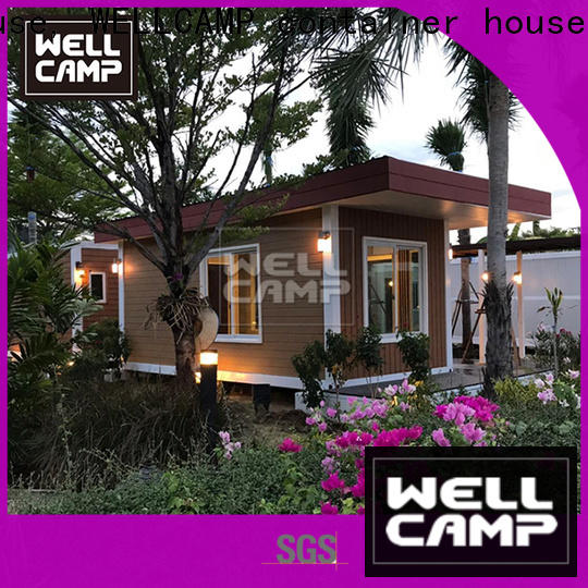 WELLCAMP, WELLCAMP prefab house, WELLCAMP container house shipping container home designs labour camp for resort