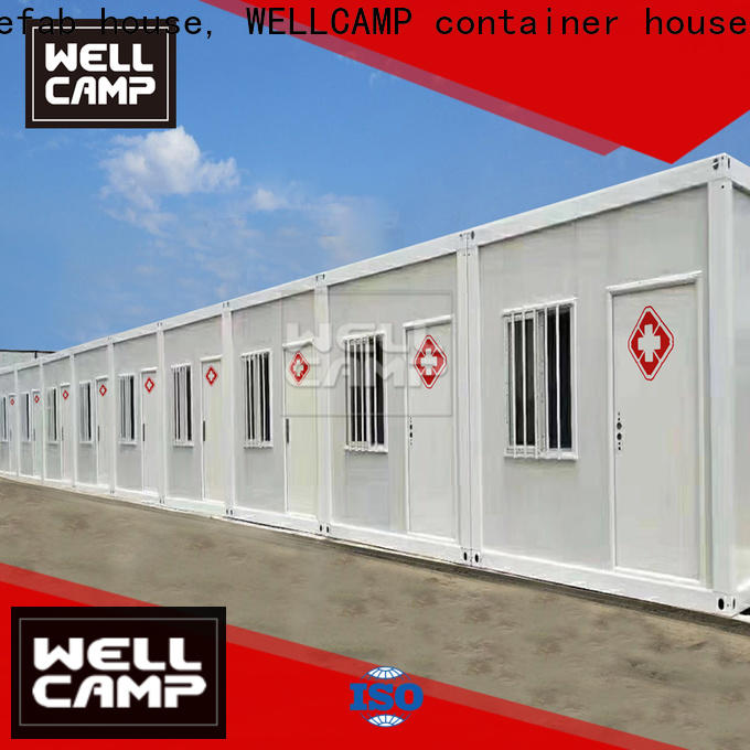 completed best shipping container homes supplier for office