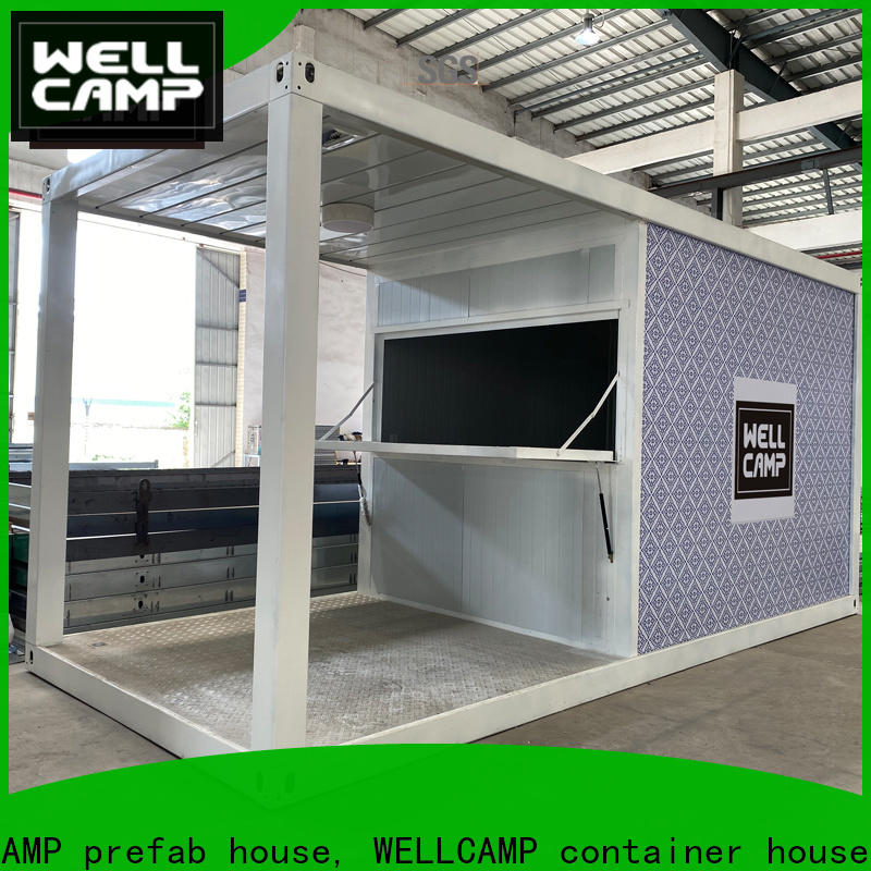 completed best shipping container homes supplier for sale