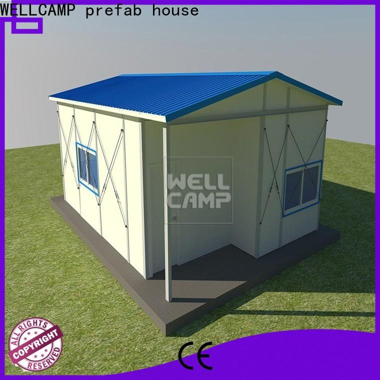 WELLCAMP, WELLCAMP prefab house, WELLCAMP container house prefabricated houses china price apartment for accommodation worker