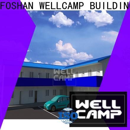 WELLCAMP, WELLCAMP prefab house, WELLCAMP container house mobile prefab shipping container homes for sale building for dormitory